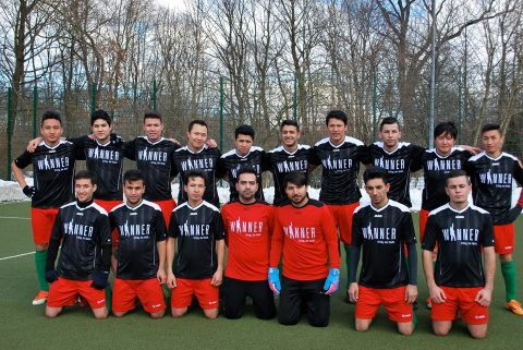Update: Sports United Munich spielt jetzt in neuen Trikots!